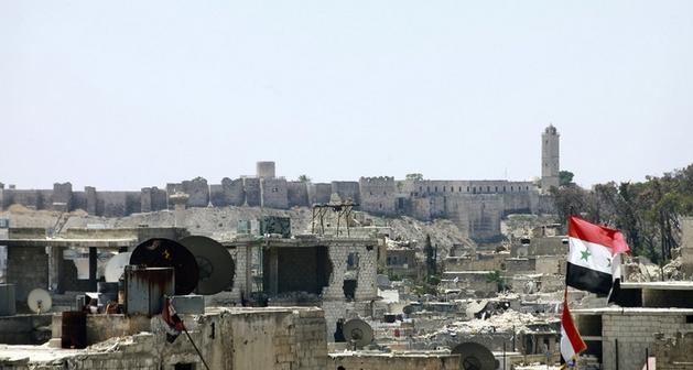 إجلاء 10 مدنيين من حلب الشرقية بوساطة روسية