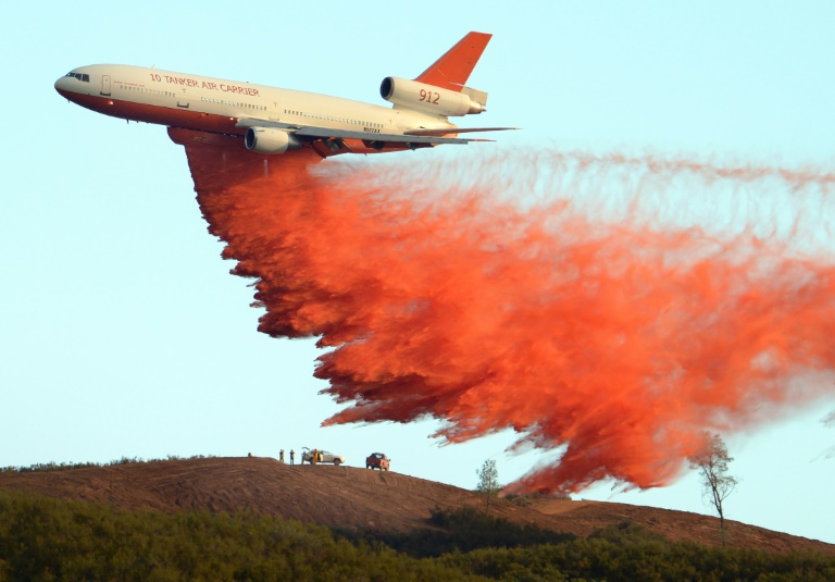 روسيا و اليونان وإيطاليا وكرواتيا وقبرص وتركيا تهب لمساعدة إسرائيل في إخماد الحرائق