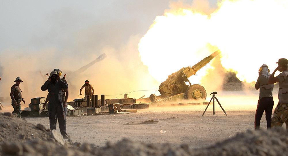 القوات الامنية تحبط هجوم لداعش على كبيسة بالانبار