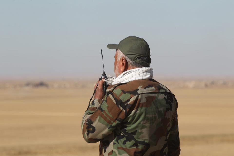 هادي العامري:لن يكون لداعش مفر منا وتلعفر سنحررها في قادم الايام