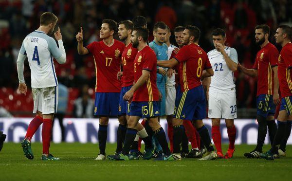إسبانيا تقلب تأخرها أمام إنكلترا إلى تعادل 2_2 في اللحظات الاخيرة