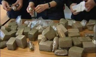 المغرب:احباط إحدى أكبر وأخطر عمليات تهريب المخدرات