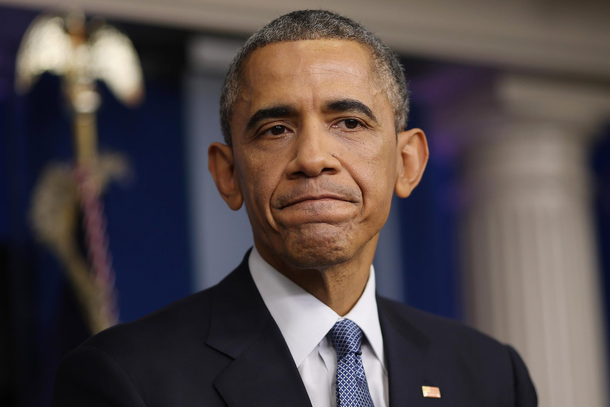 أوباما يعد الفيس بوك خطر على الديمقراطية