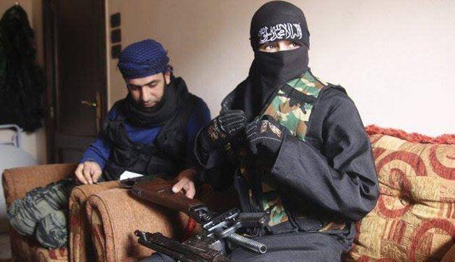 بالصور مارست جهاد النكاح مع 100 داعشي في أقل من شهر بعلم زوجها