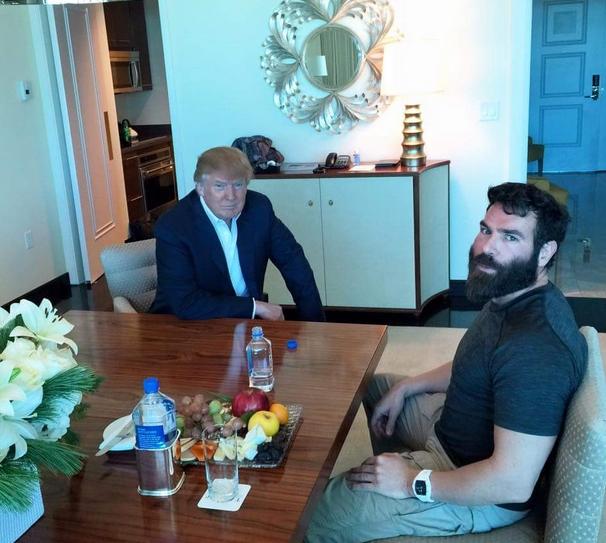صورة ترامب وتاجر السلاح الشهير تشعل مواقع التواصل