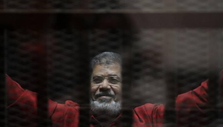 محكمة الجنائية المصرية تلغي اعدام محمد مرسي بقضية السجون