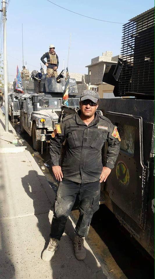 مكافحة الإرهاب تدخل إلى حي المحاربين في الموصل