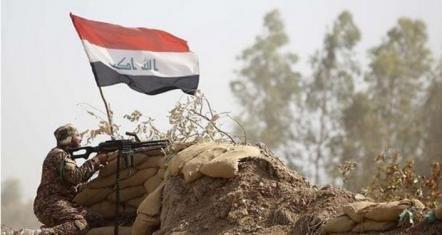 القوات الامنية تقتل 7 دواعش بقرية الامام الحدودية للقيارة