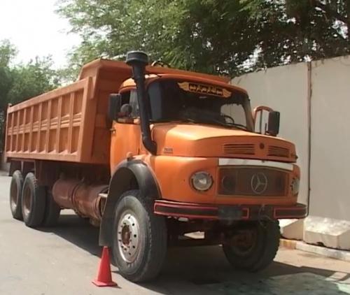 وزارة الداخلية:ضبط عجلة مفخخة بحي التأميم في الانبار