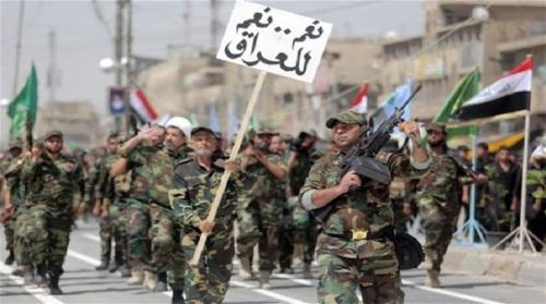 النائبة حمدية الحسيني تدعو جميع النواب الحضور يوم السبت للتصويت على قانون الحشد