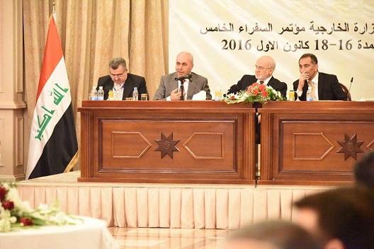 وزير التخطيط العراقي  : الاقتصاد العراقي يمتلك مقومات النهوض وتجاوز الازمة الراهنة