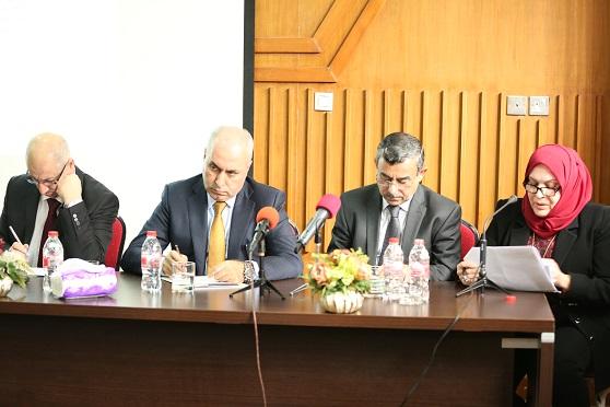 التخطيط العراقية تعقد اجتماعا مشتركا بين خلية متابعة نتائج التقرير الوطني لتحقيق أهداف التنمية المستدامة, واللجنة الوطنية للتنمية المستدامة