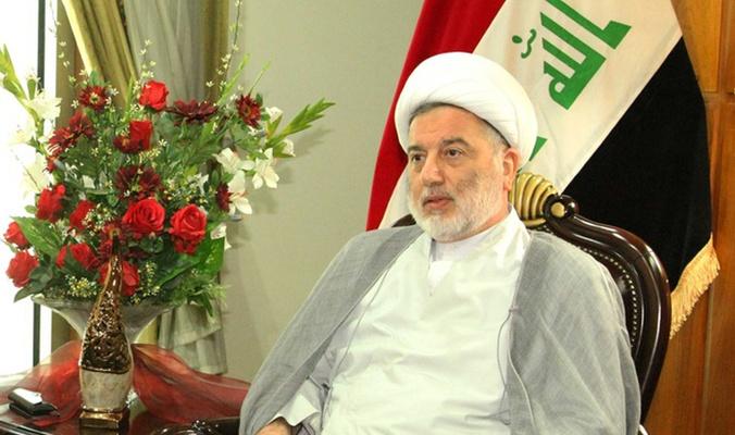 الشيخ همام حمودي:لن نقف عند إقرار قانون الحشد بل سنواصل ضمان تنفيذ حقوقه الكاملة