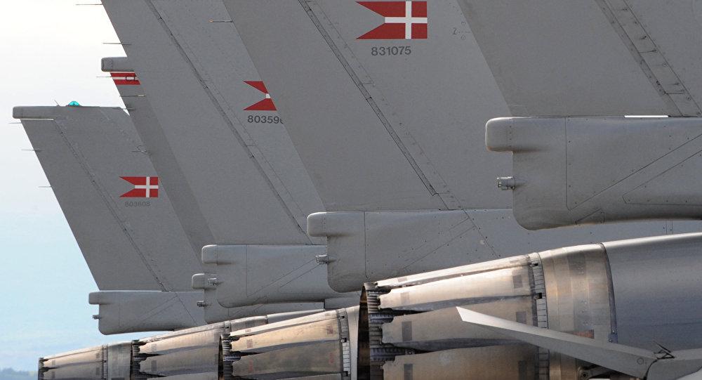 الدنمارك تسحب مقاتلاتها إف-16 من عمليات التحالف الدولي في سوريا