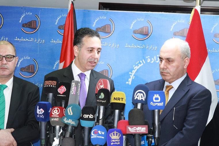 وزير التجارة الاردني يقترح على العراق انشاء منطقة صناعية حرة مشتركة بين البلدين