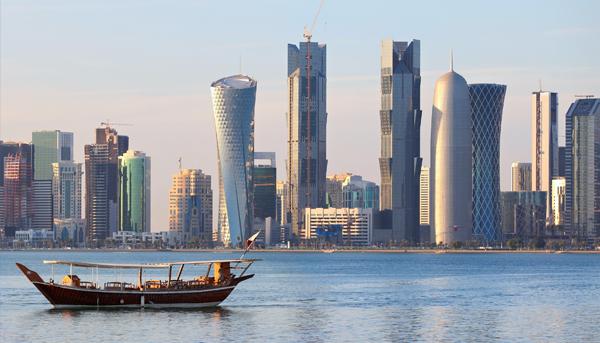 دولة عربية تعتزم إنشاء مدينة مالية مشابهة لمدينة امريكية