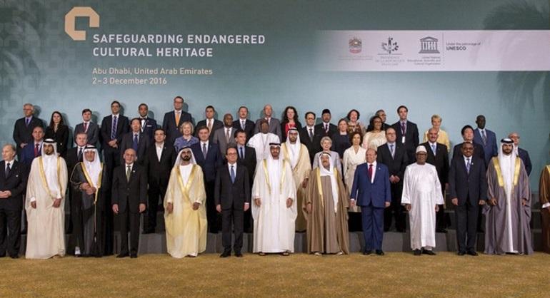 لحماية التراث الثقافي تأسيس صندوق عالمي عالمي بـ 100 مليون دولار