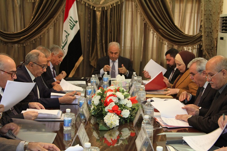 لجنة الشؤون الاقتصادية بمجلس الوزراء العراقي  ترفض مقترح وزارة المالية بحصر خطابات الضمان بالمصارف الحكومية