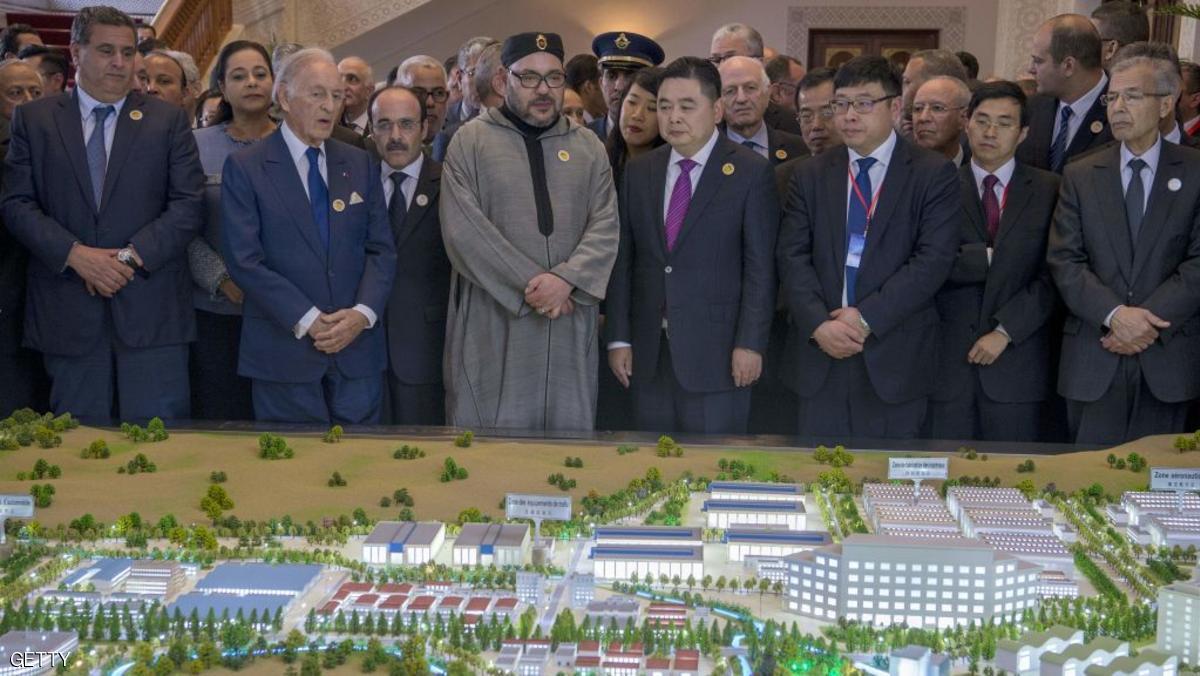 إطلاق اتفاقية بناء المدينة الصينية بالمغرب