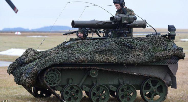 رفض المانيا بـ11 طلباً لتزويد تركيا بالأسلحة
