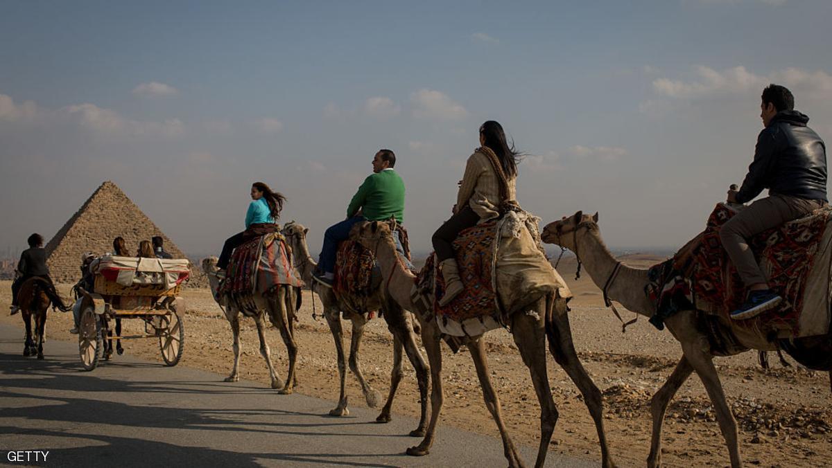 مصر تعتبر أسوأ تراجع سياحي بالعالم في 2016