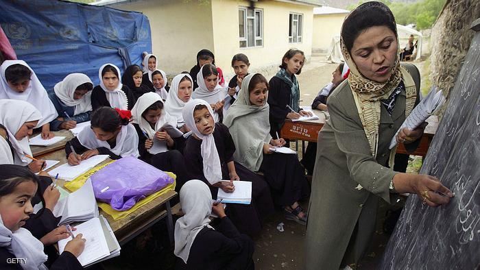 ملايين الأطفال الأفغان في خطر