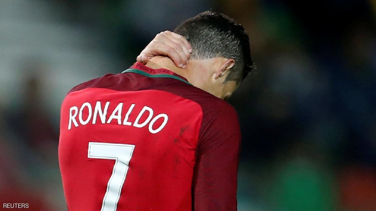 الدون رونالدو يخسر أولى مباراته في مسقط رأسه بمباراة ودية
