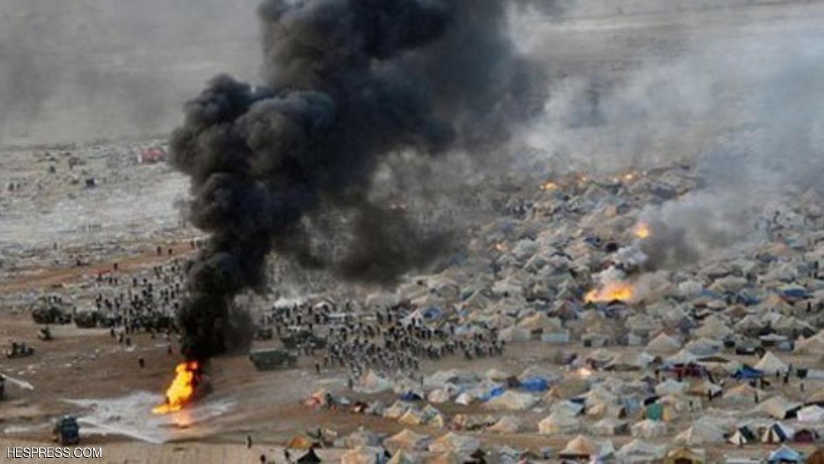 محكمة الاستئناف المغربية تصدر إرجاء محاكمة 25 صحراويا متهمين بقتل عناصر أمن