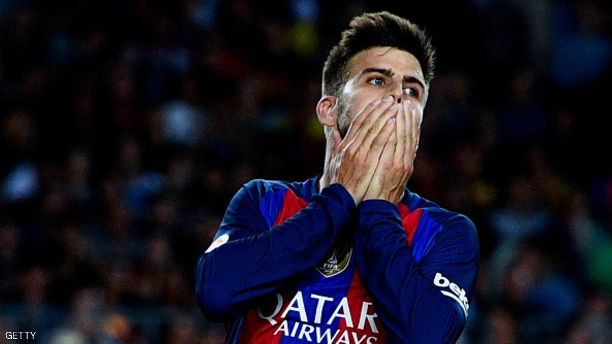 رابطة الدوري الإسباني توبخ بيكي بعد انتقاده للريال
