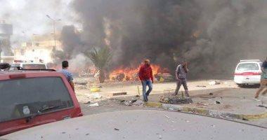 سفير بريطانيا لدى ليبيا يعرب عن قلقه من توتر الأوضاع في العاصمة طرابلس