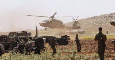 الكشف عن تدريبات مكثفة للجيش الإسرائيلي على حدود سوريا ولبنان