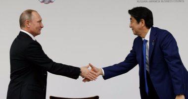محادثات يابانية _ روسية تمهيدا لقمة آبي وبوتين