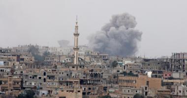 معارك طاحنة بعد هجوم جديد للفصائل المعارضة المسلحة شرقي دمشق