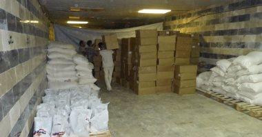 روسيا تنقل أكثر من 20 طنا من المساعدات الأممية إلى دير الزور
