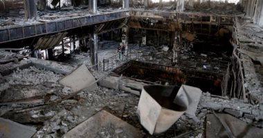 مؤرخ بجامعة الموصل يجمع تبرعات لإعادة بناء المكتبة المركزية المحترقة