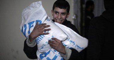 البدء بحملات إنسانية ينفذها مركز روسي لسكان حلب والسويداء