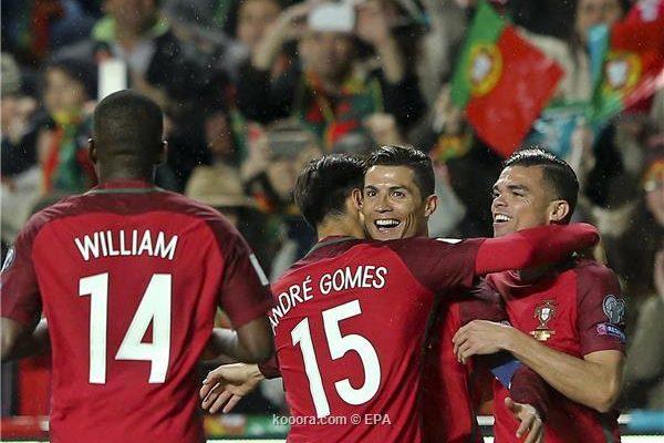 الدون يقود البرتغال ويحقق فوز ثمين على المجر