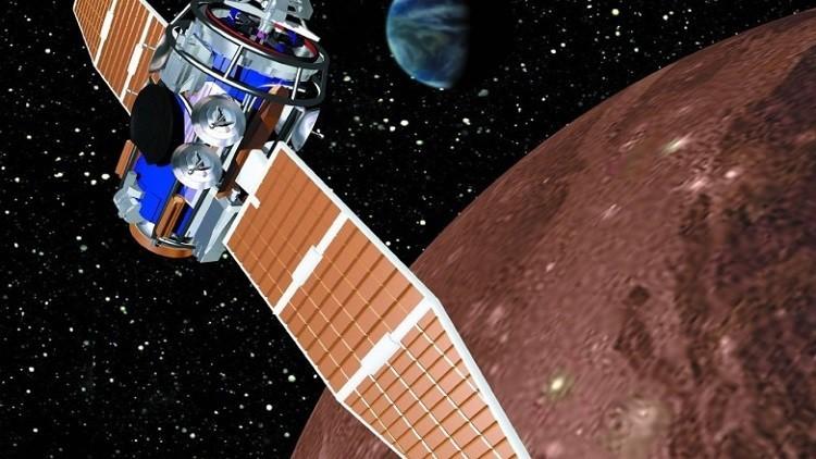 اليابان تطلق قمرا صناعيا للبحث عن الماء على سطح المريخ