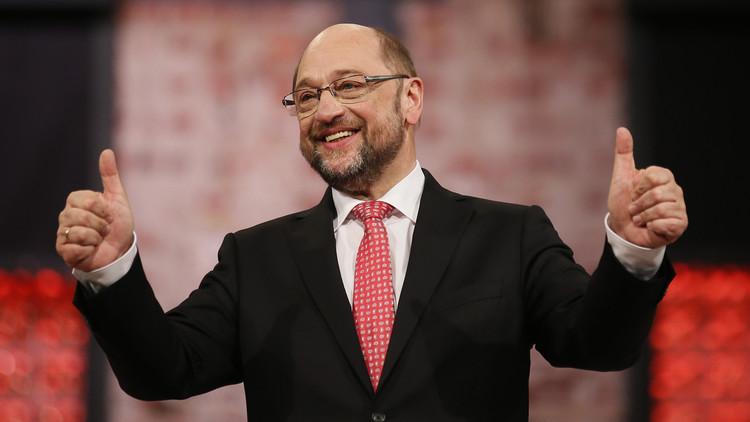انتخاب شولتز رئيساً للحزب الاشتراكي الألماني