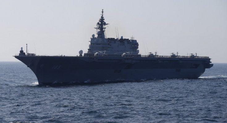 اليابان تؤكد مشاركتها في أكبر التدريبات العسكرية البحرية المشتركة ضد توسيع النشاط العسكري للصين