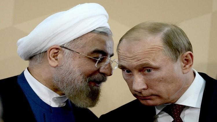 روحاني إلى موسكو غدا لترسيخ العلاقات بين البلدين