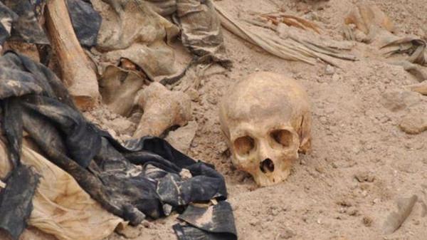 الكشف عن تفاصيل مقبرة الخسفة الجماعية في الموصل