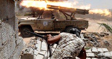 الجيش الليبي يحذر أهالي المناطق المحررة بالمحور الغربي من عدم التوجه لمنازلهم