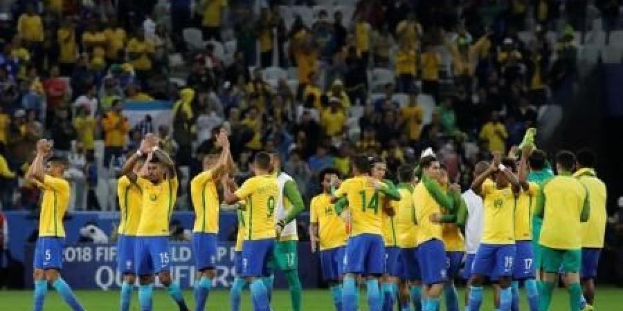 البرازيل أول المتأهلين لمونديال 2018 بفوز سهل على باراجواي