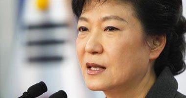 رئيسة كوريا الجنوبية السابقة تعتذر لشعبها بعد وصولها للنيابة العامة