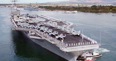 كوريا الجنوبية وواشنطن تبدأن تدريبات بحرية بمشاركة حاملة طائرات أمريكية