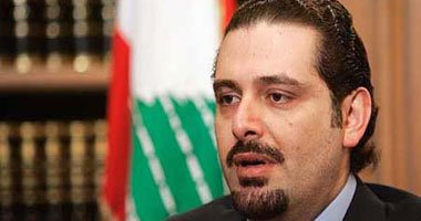 الحريري:نضع اللمسات النهائية لسياسة الحكومة تجاه النازحين السوريين