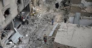 المرصد السوري: قصف مكثف على مدينة تلبيسة بالريف الشمالي لحمص