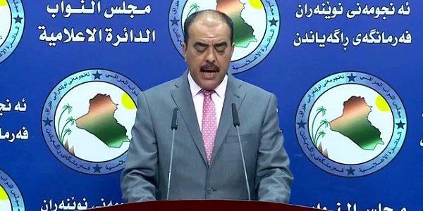 رئيس كتلة برلمانية يدعو العبادي الحضور الى مجلس النواب وكشف جميع الحقائق
