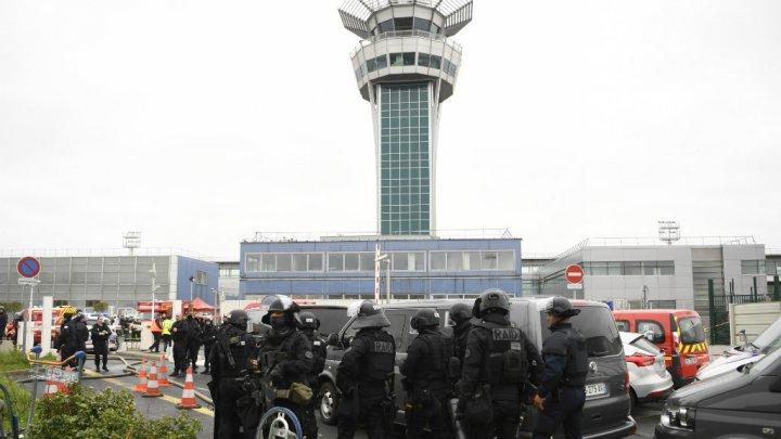 فرنسا: منفذ هجوم مطار أورلي كان تحت تأثير الكحول والمخدرات